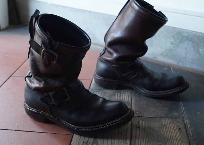 Engineer-boots